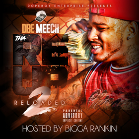 Tha Re-Up 2 (Reloaded) DBE Meech front cover