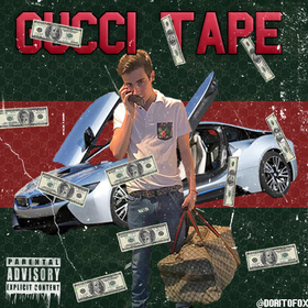 Gucci Tape Saucy Justin front cover