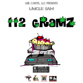 112 Gramz Uncle Sam front cover
