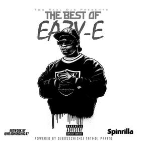 The Best Of Eazy-E DJ Boss Chic front cover