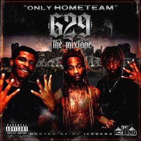 629 The EP OnlyHometeam front cover