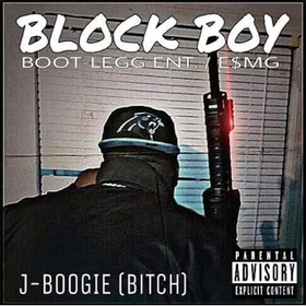 Block Boy J-Boogie front cover