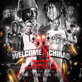 Welcome 2 Chiraq II (Gang Warz) DJ Young JD front cover