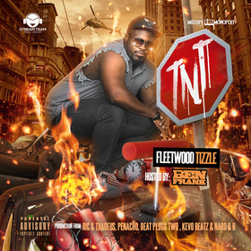 TNT Fleetwood Tizzle front cover