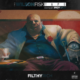 The Wilson Fisk Tape Filthy Rich front cover