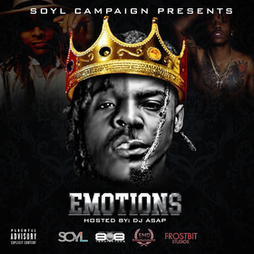 EMOTIONS SOYL*STAR front cover