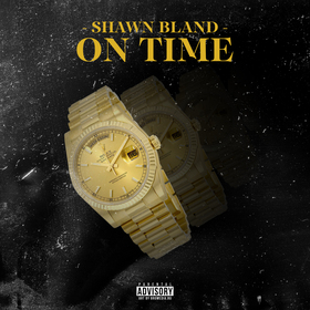 On Time EP Shawn Bland front cover