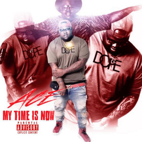 My Time Is Now Ace Bolden front cover