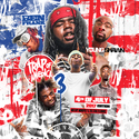 Trap Of America 3 (4th Of July Edition) DJ Ben Frank front cover