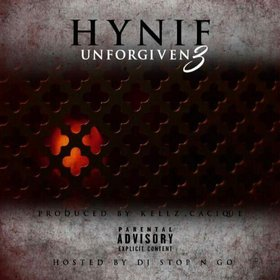 Unforgiven 3 Hynif front cover