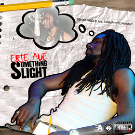 Something Slight Erie Ave front cover