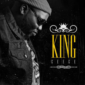 King Ceege King Ceege front cover