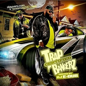 Trap Certified Bangerz Dj E-Dub front cover