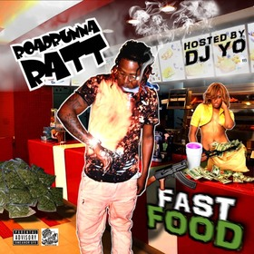 Road Runna Rat x Fast Food EP Lil Jaye front cover