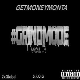 GrindMode Vol.1 Dj2Time front cover
