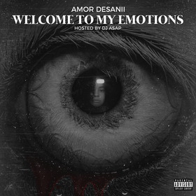 Welcome To My Emotions Amor Desanii front cover
