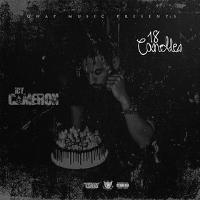 18 Candles Icy Cameron front cover