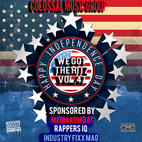 We Got The Hitz Vol.47 Presented By CMG Colossal Music Group front cover