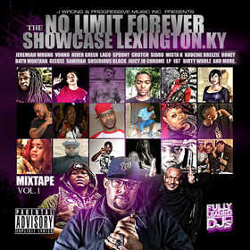 No Limit Forever (KY Edition) Dj Goldmouf front cover