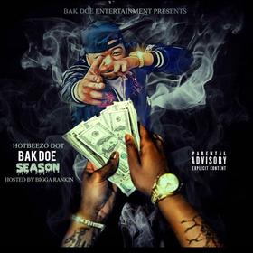 Bak Doe Season HotBeezo Dot front cover