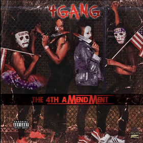 The 4th Amendment 4 Gang front cover