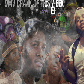 DMV Crank of This Week #8 DJ Key front cover