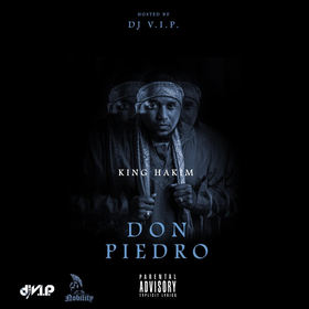 Don Piedro King Hakim front cover