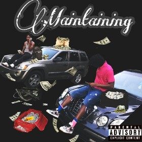Scoota Blac x Dirty Don - Maintaining devybabi / DevyD front cover