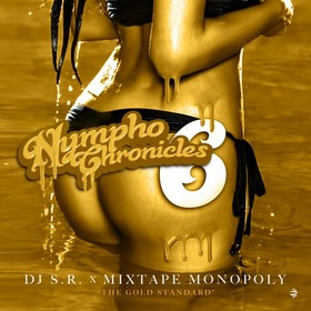 The Nympho Chronicles 6 DJ S.R. front cover