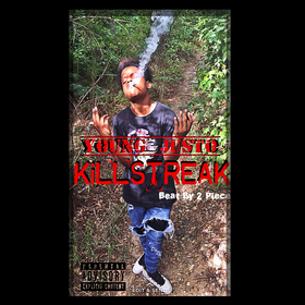 Kill$treak (Prod. By 2 Piece) Young Justo front cover