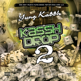 Kassh Drop 2 Dj Tony Pot front cover