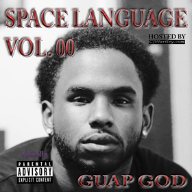 SPACE LANGUAGE VOL. 00 GuapGod front cover