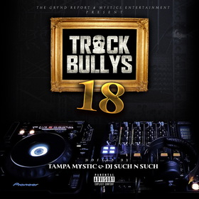Track Bully's 18 Tampa Mystic front cover