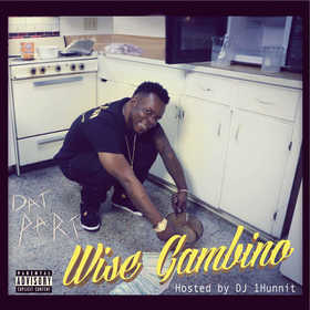 Dat Part Wise Gambino front cover
