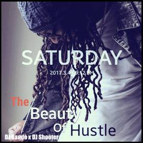 The Beauty Of Hustle A.N.Teezy front cover