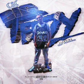 Big Teezy Teezy Montanna front cover