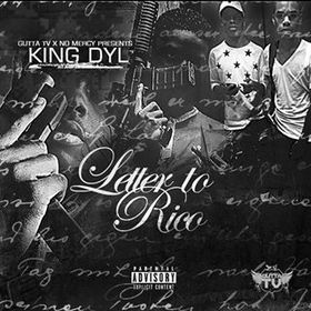 Letter To Rico King Dyl front cover