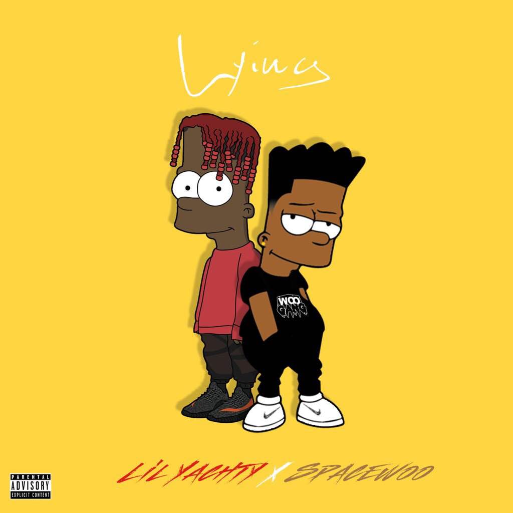 Spacewoo Lying Feat Lil Yachty Free Mixtape Downloads Spinrilla