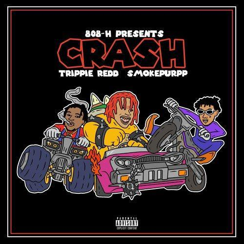 trippie redd crash feat smokepurrp free mixtape downloads
