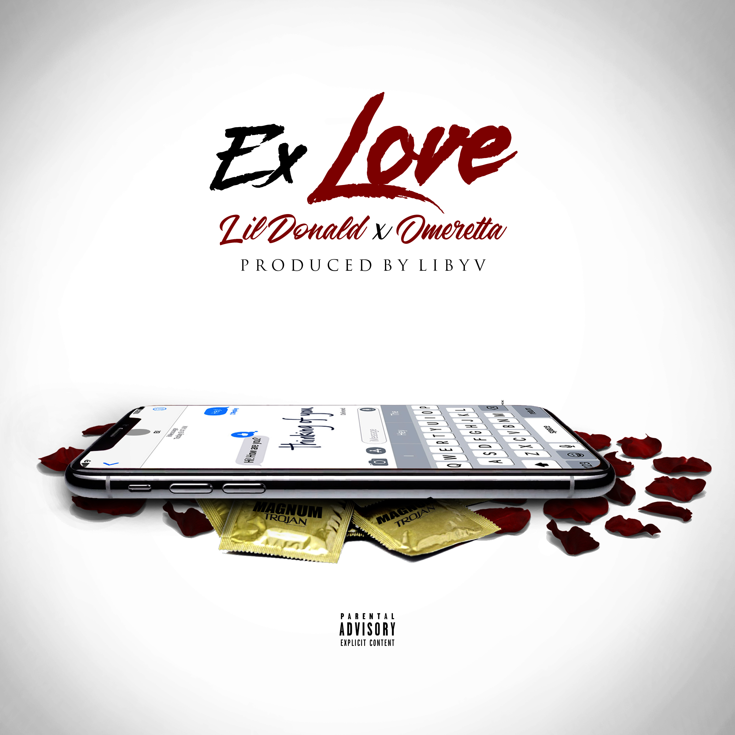 Omeretta The Great - Ex Love (Feat  Lil Donald) | Free