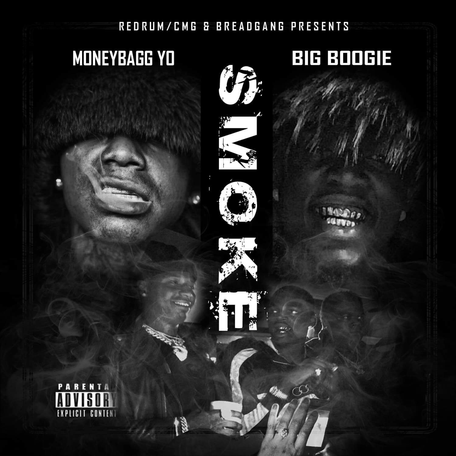 Moneybagg Yo Height: Big Boogie Music - Smoke (Feat. MoneyBagg Yo)