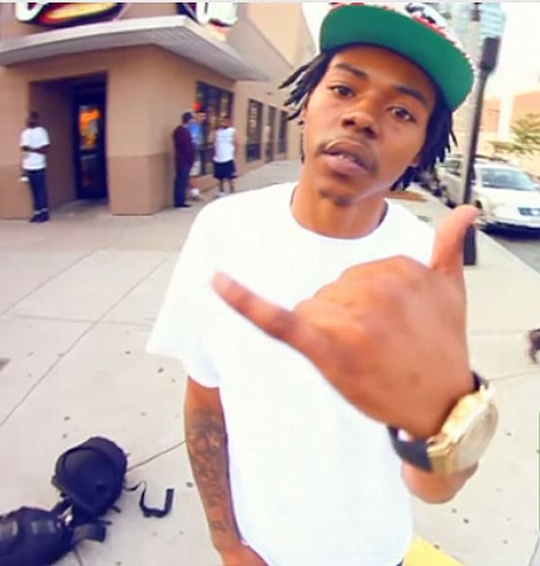Young Roddy - Legal Dealing